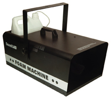 Foam Machine hire melborune